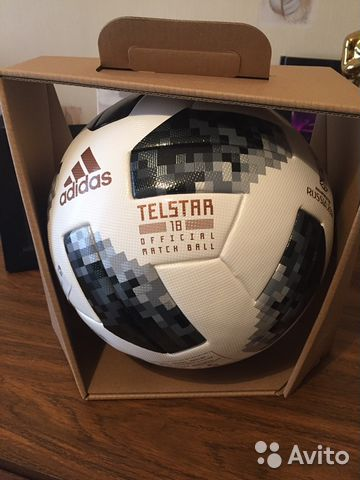 Оригинальный Футбольный мяч чемпионата 2018  09ea279b5fd36