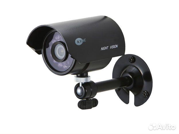схема подключения камеры KTC KPC-600BH