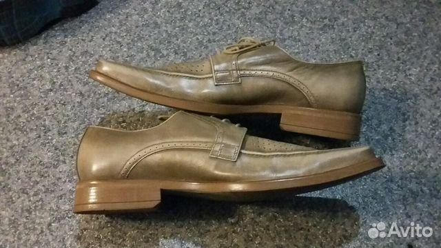 Туфли кожаные 89521161919 купить 2