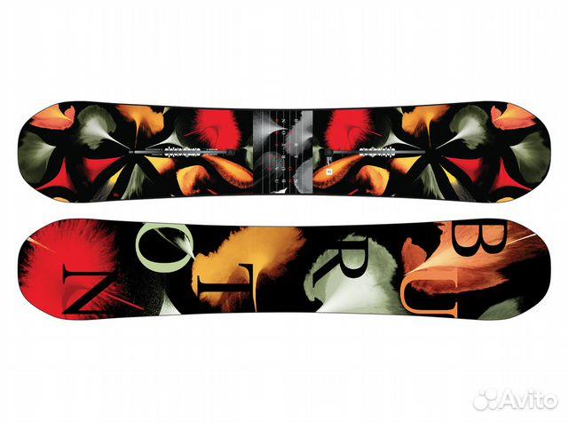 Сноуборд Burton Deja Vu V купить в Белгородской области на Avito ... 066059b438f