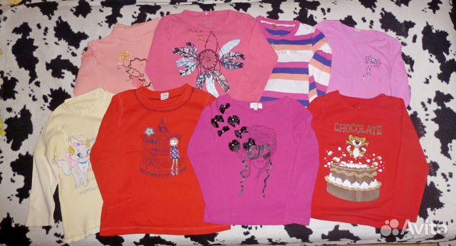 Пакет одежды для девочки р.104-110   Festima.Ru - Мониторинг объявлений 670a5bc450b