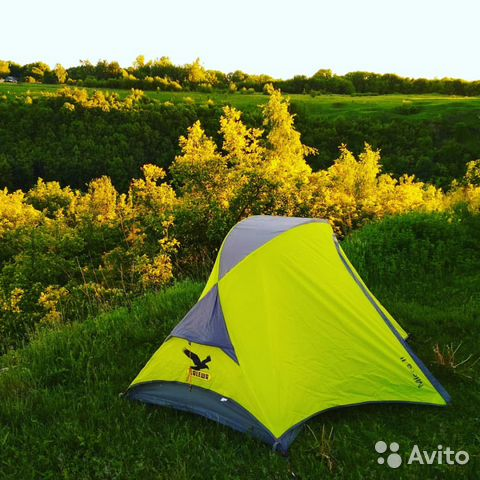 on sale 57695 e76d9 Палатка Salewa Micra II | Festima.Ru - Мониторинг объявлений