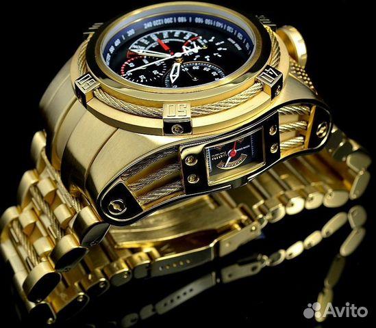 1506d6cdf67b Швейцарские часы Invicta Bolt Zeus Tria 16956   Festima.Ru ...