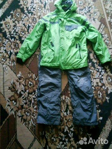 79e6c2e5a1fd Продам горнолыжный костюм купить в Кемеровской области на Avito ...