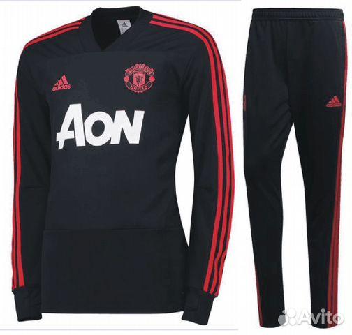 a1ebda84 Тренировочный костюм Манчестер Юнайтед | Festima.Ru - Мониторинг ...