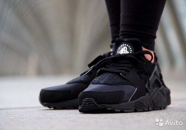 3968f635 Кроссовки Nike Air Huarache | Festima.Ru - Мониторинг объявлений