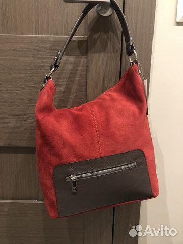 f71d9595593b Замшевая сумка Италия Новая 7125ro | Festima.Ru - Мониторинг объявлений