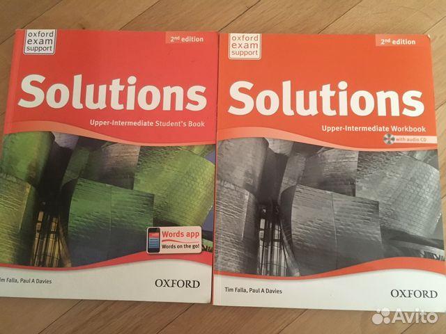 Учебник англ языка solutions upper intermediate student book: 1.