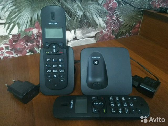Радиотелефон Philips 89106469057 купить 2