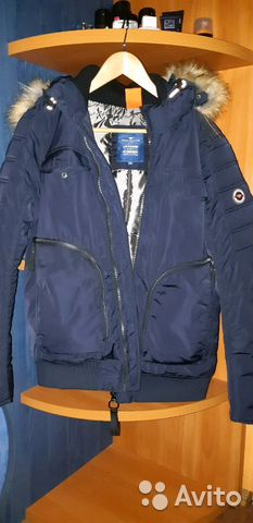 Tom Tailor куртка утепленная новая 89505550743 купить 3