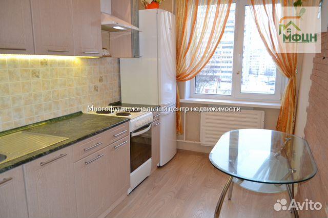 Продается двухкомнатная квартира за 2 650 000 рублей. Комсомольский пр-кт, 19.