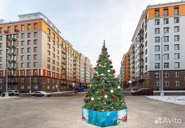 Продается квартира-cтудия за 2 899 000 рублей. г Москва, Боровское шоссе.
