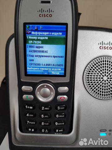 Телефон CP-7925G-E-K9 CP-7925G 7925G докстанция купить в