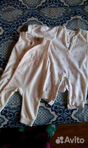 Одежда для малышки до 68 см 89203605868 купить 1