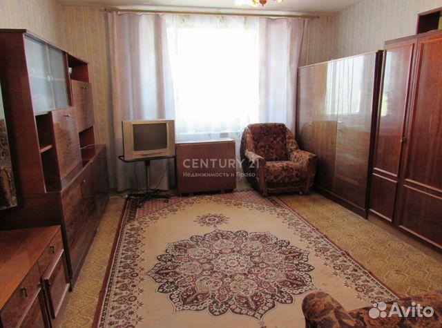 Продается однокомнатная квартира за 2 850 000 рублей. Российская улица, 161 к3.