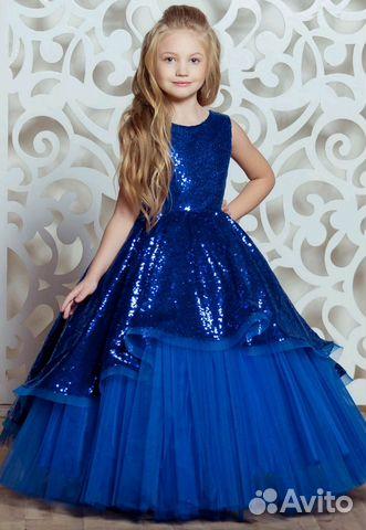 4a842c90662 Детское бальное платье