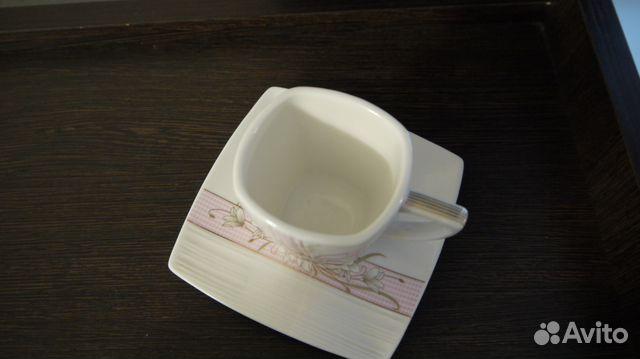 Кофейная чашка новая купить 3