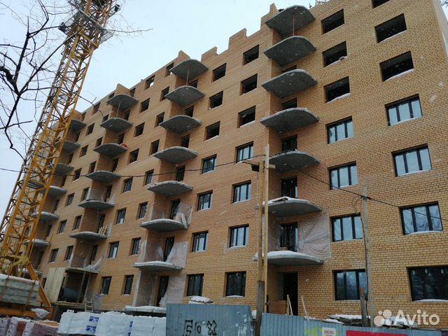 2-к квартира, 64.8 м², 2/9 эт. 89107883060 купить 2