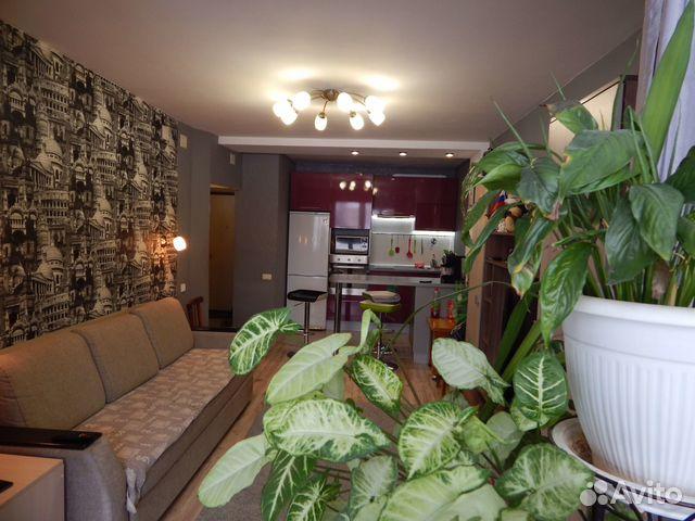 Продается двухкомнатная квартира за 2 050 000 рублей. Радужный, Киров, Новая улица, 10.