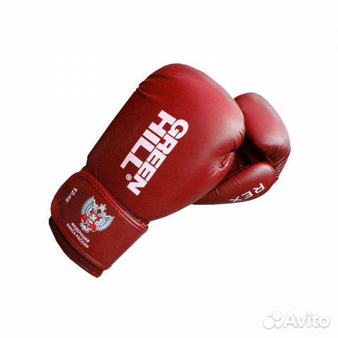 Перчатки боксерские Green Hill REX BGR-2272