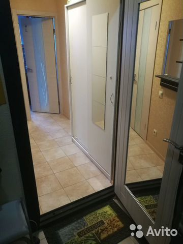 Продается однокомнатная квартира за 4 950 000 рублей. Парашютная улица, 58.