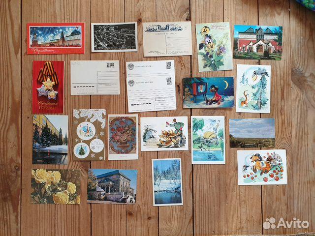 Открытки, коллекционер почтовых открыток и карточек