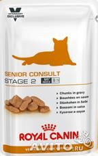 Royal Canin Senior Consult Stage 2 WET— фотография №1