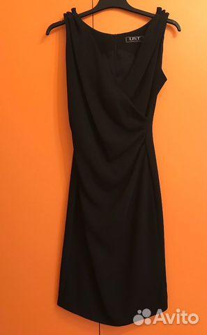 11623a54e88 Маленькое чёрное платье list (вечернее-коктейльное купить в Москве ...