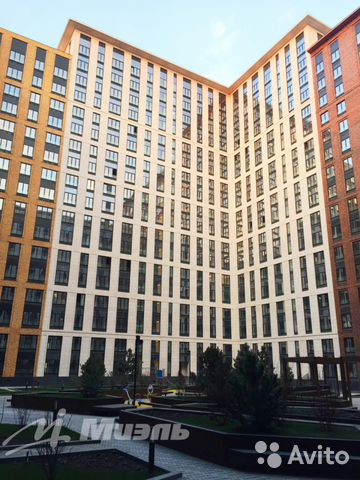 Продается однокомнатная квартира за 8 770 000 рублей. г Москва, Ленинградский пр-кт, д 29 к 1.