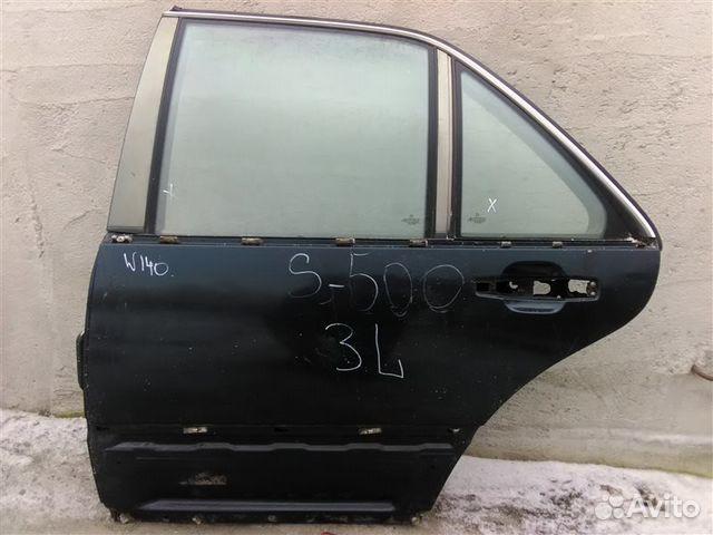89026196331 Дверь задняя левая Mercedes-Benz S-Classe W140