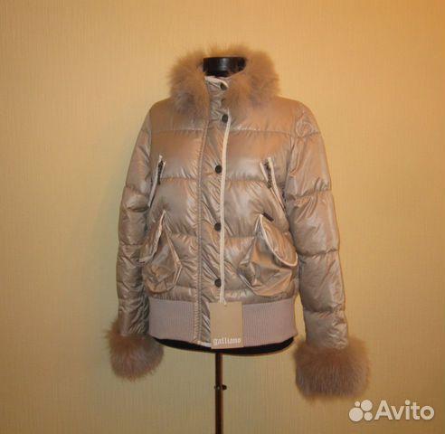 Куртка мужская италия