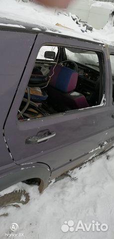 89226688886 Дверь задняя правая (Volkswagen Golf)