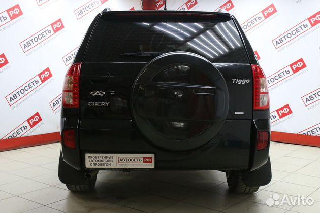 Купить Chery Tiggo (T11) пробег 42 852.00 км 2014 год выпуска