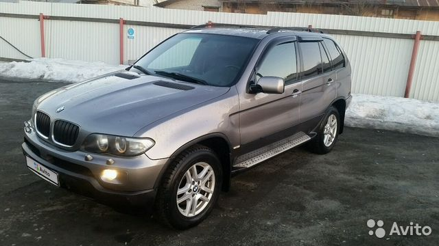Купить BMW X5 пробег 261 000.00 км 2004 год выпуска
