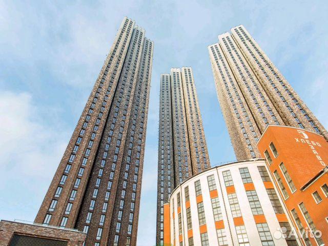 Продается однокомнатная квартира за 13 250 000 рублей. г Москва, ул Ходынская, д 2.