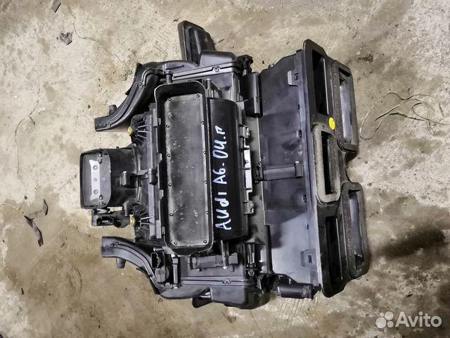 89226688886 Корпус отопителя (Audi A6)
