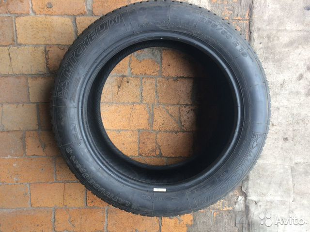 R19 255/50 Michelin Latitude Sport 3 89211101675 купить 3