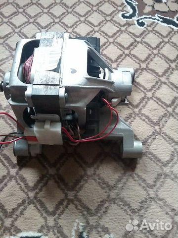 Двигатель стиральной машины. Обмотка не алюминий 89101840787 купить 3