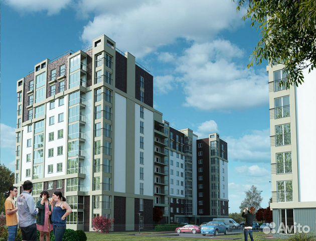 2-к квартира, 59 м², 2/10 эт. 84012677000 купить 3