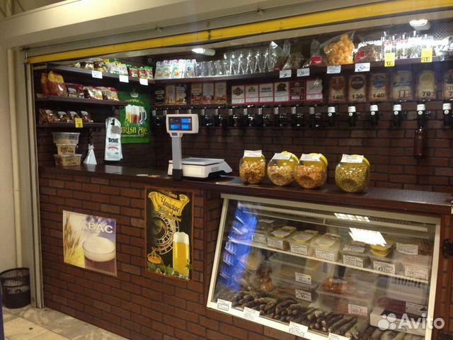89220004530 Магазин разливных напитков в центре города