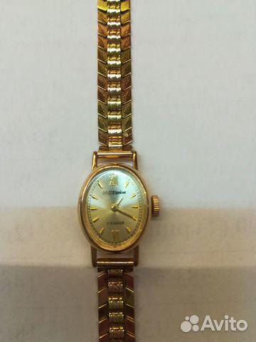 Авито продать золотые часы купить часы продать победа