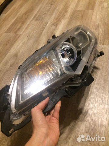 Фара Хонда фит 2014 GK3 ксенон купить 4