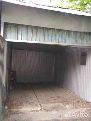 Ett garage på 16 m2