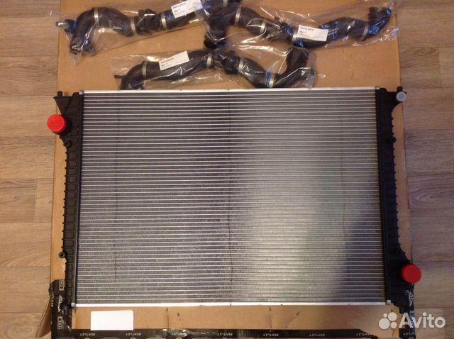 радиатор на бентли континенталь