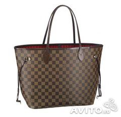Сумка Louis Vuitton. LV NeverFull L— фотография №1