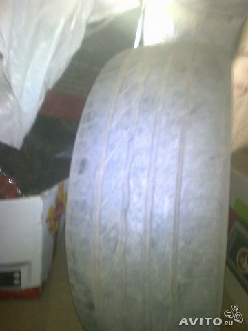 Автошины Bridgeston 205/55R16 Turanza ER 300 -4 шт— фотография №1