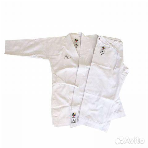 Новое Кимоно arawaza модель kumite delux (160 см) 89172290343 купить 2