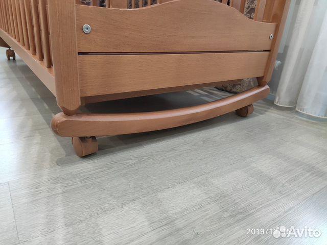 Кроватка детская 89138235845 купить 6