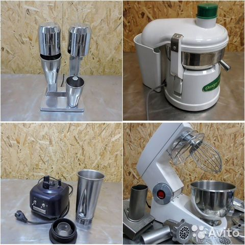 Machinery for restaurant and cafes buy 2
