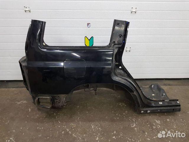 89625003353 Крыло заднее правое Subaru Forester, SF5, EJ20